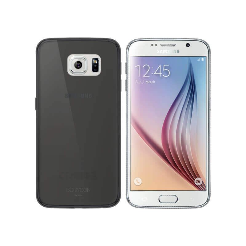 【Uniq】Galaxy S6 SC-05G Bodycon/Smoke