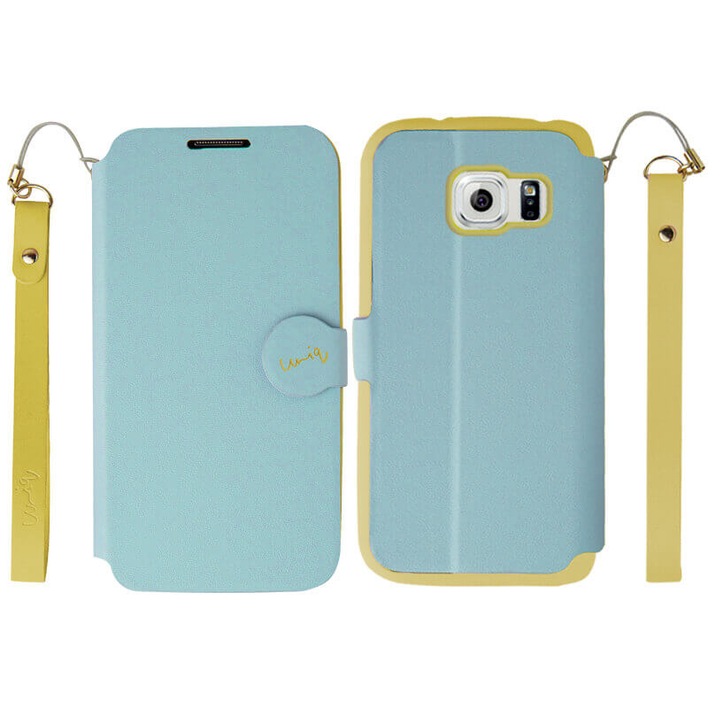 【Uniq】Galaxy S6 SC-05G Lolita/Sky Candy