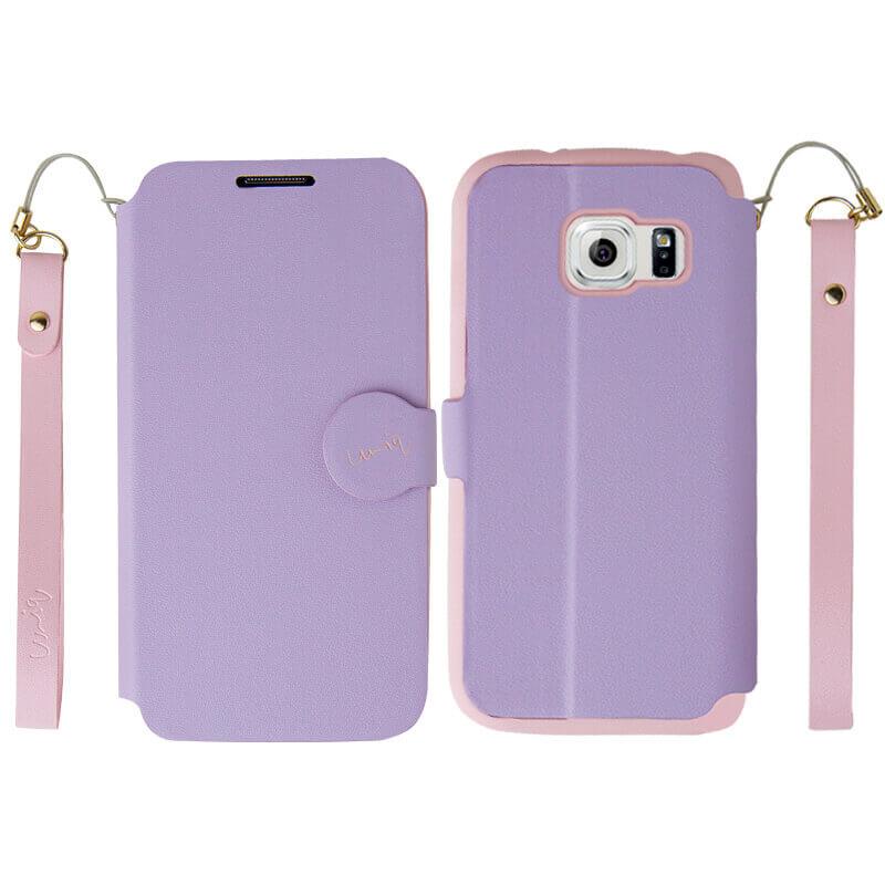 【Uniq】Galaxy S6 SC-05G Lolita/Lilac Dream