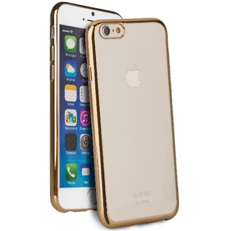 【Uniq】iPhone6/iPhone6S/Glacier Glitz(グレーシア グリッツ)/Shimmer Champagne