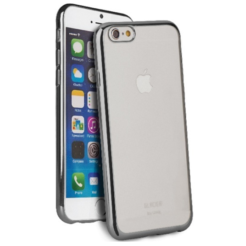 【Uniq】iPhone6Plus/6S Plus/Glacier Glitz(グレーシア グリッツ)/Brazen Gunmetal