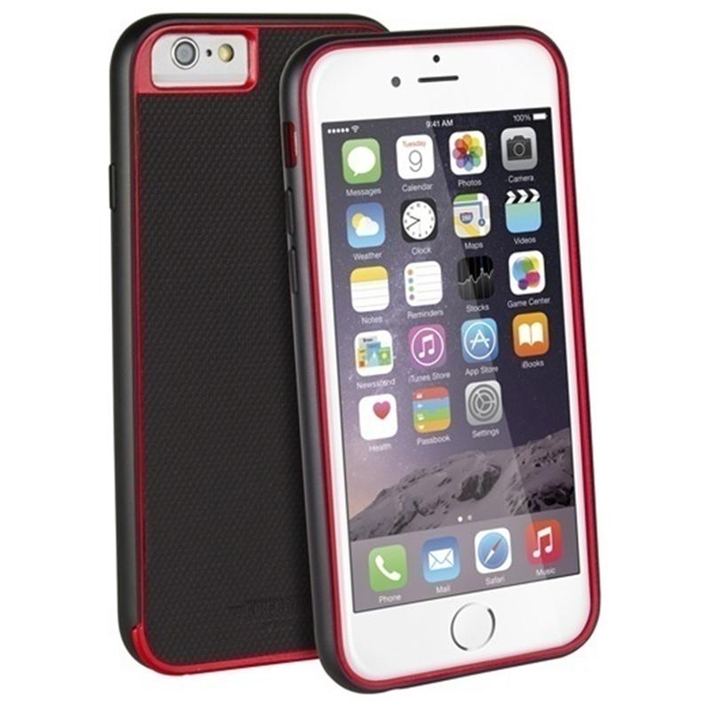 【Uniq】iPhone6S/Aircraft+ (Sports Edition)(エアークラフトプラス スポーツエディション)/Speed Ebony