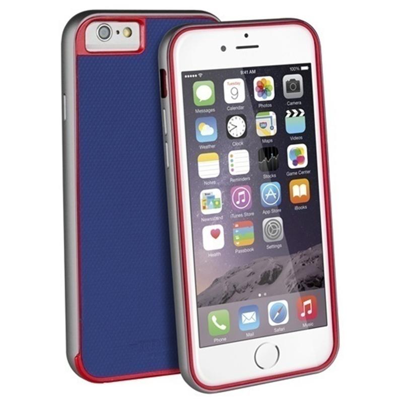 【Uniq】iPhone6S/Aircraft+ (Sports Edition)(エアークラフトプラス スポーツエディション)/Electric Crimson