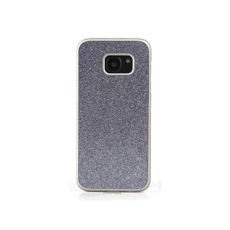 Galaxy S7 Edge/シェル型ケース/Glitz/Orion(シルバー)