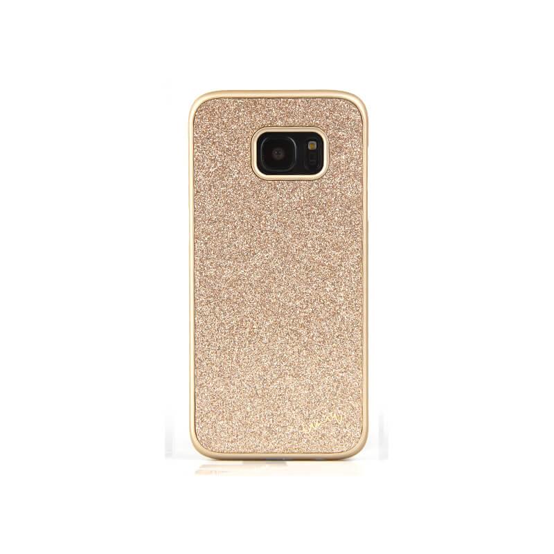 Galaxy S7 Edge/シェル型ケース/Glitz/Oscar Night(ゴールド)