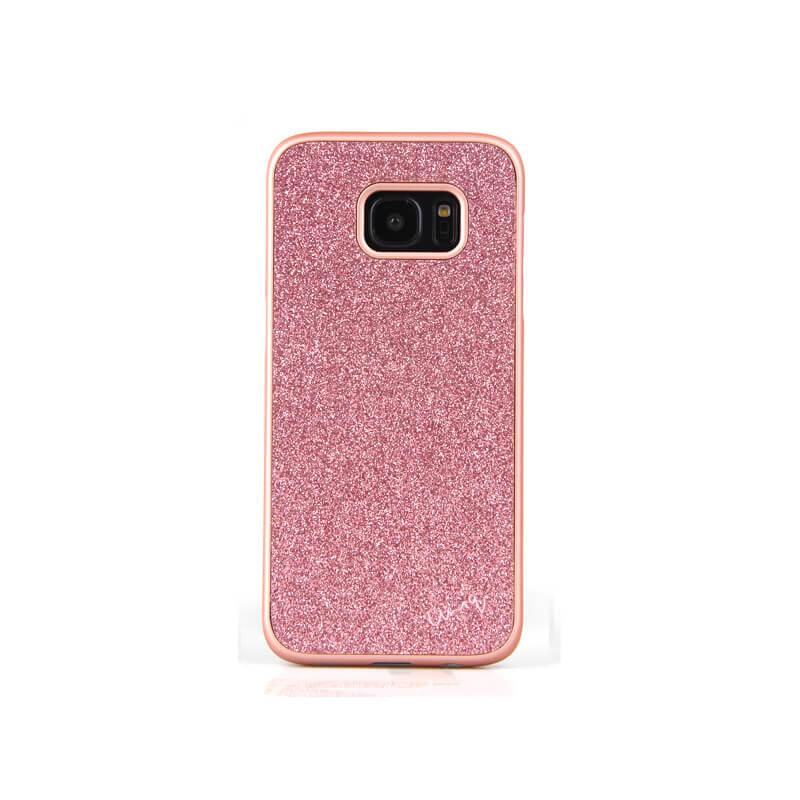 Galaxy S7 Edge/シェル型ケース/Glitz/Pretty In Pink(ピンク)