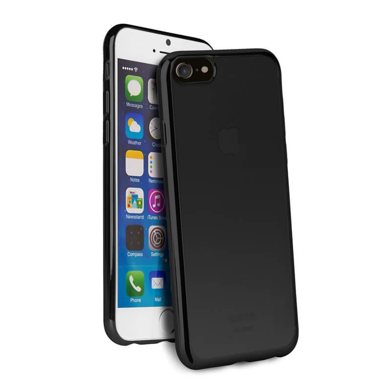 iPhone 7/シェル型ケース/Glacier Glitz/Jet Black(ブラック)