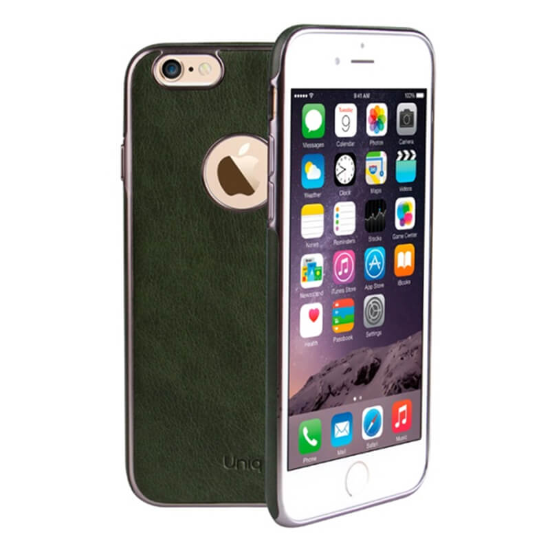 iPhone7/シェル型ケース/Glacier Luxe Heritage/Khaki(カーキ)