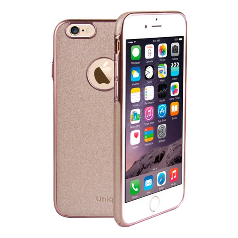 iPhone7/シェル型ケース/Glacier Luxe Heritage/Champange(シャンパンゴールド)