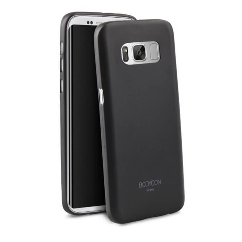 Galaxy S8 SC-02J/SCV36/シェル型ケース/ソフト/Bodycon/Midnight(Black)