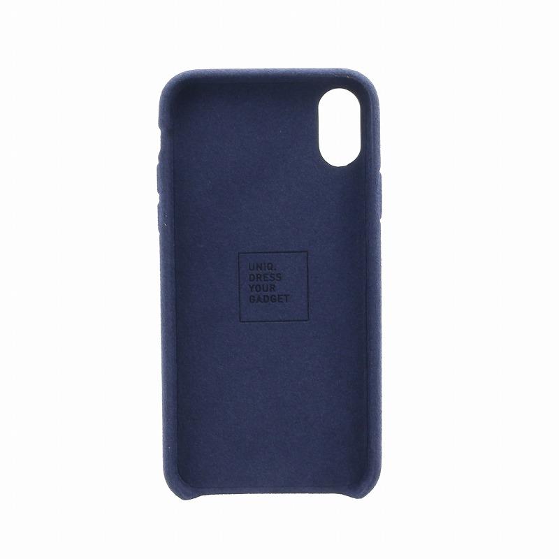 iPhone XS/iPhone X シェル型ケース/スリムファブリック/Feltro/ Ultramarine(Blue)