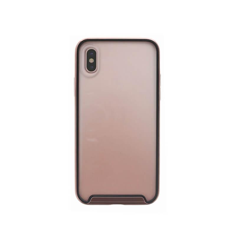 iPhone XS/iPhone X シェル型ケース/耐衝撃/Aeroporte Plus/Blush(Rose Gold)