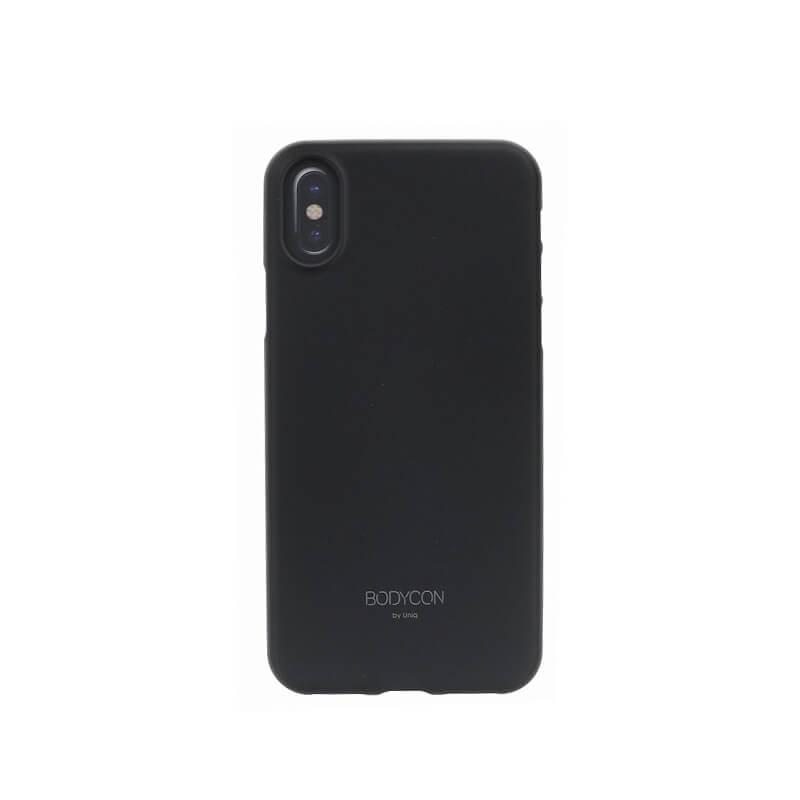 iPhone XS/iPhone X シェル型ケース/ウルトラスリムシェル/Bodycon/Midnight(Black)