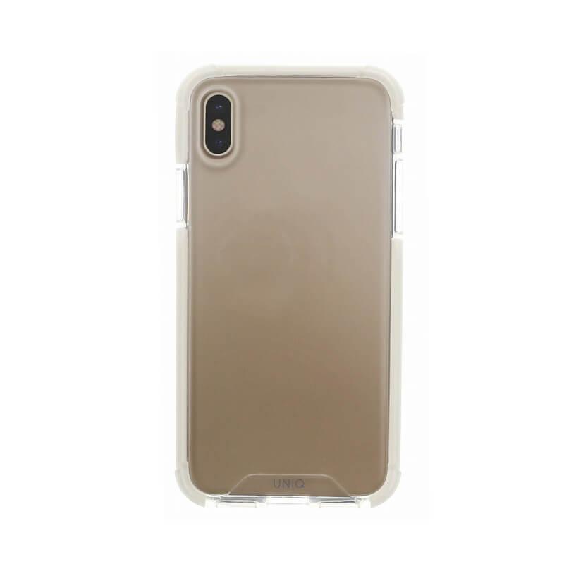 iPhone XS/iPhone X シェル型ケース/耐衝撃/Combat/Blanc(White)