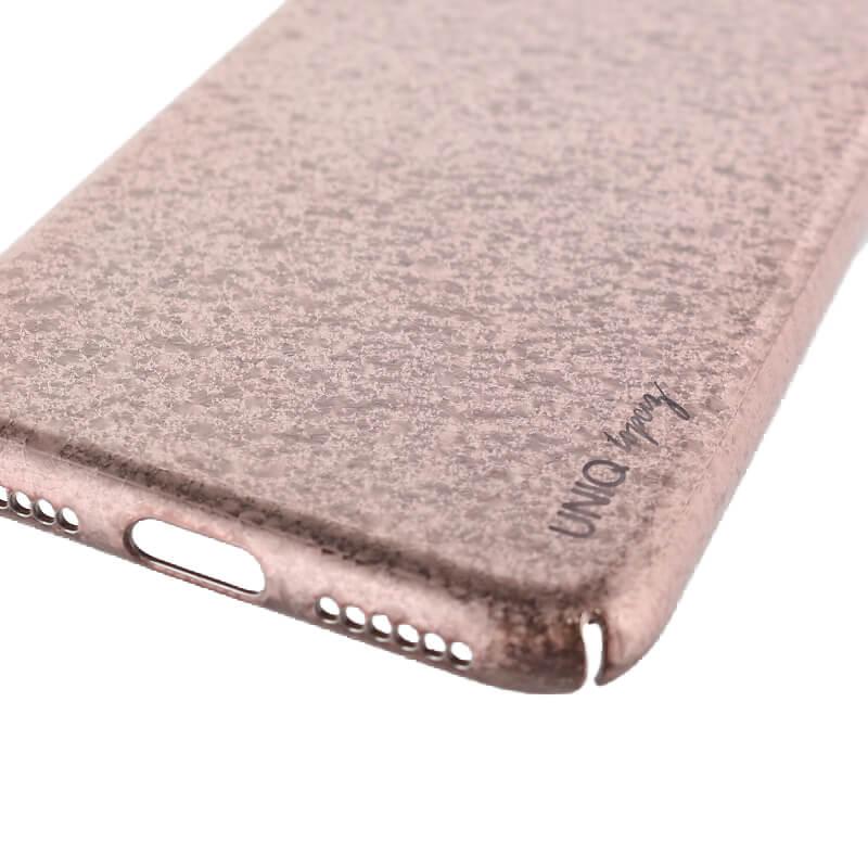 iPhone XS/iPhone X シェル型ケース/グリッター/Topaz/Rose(Pink)