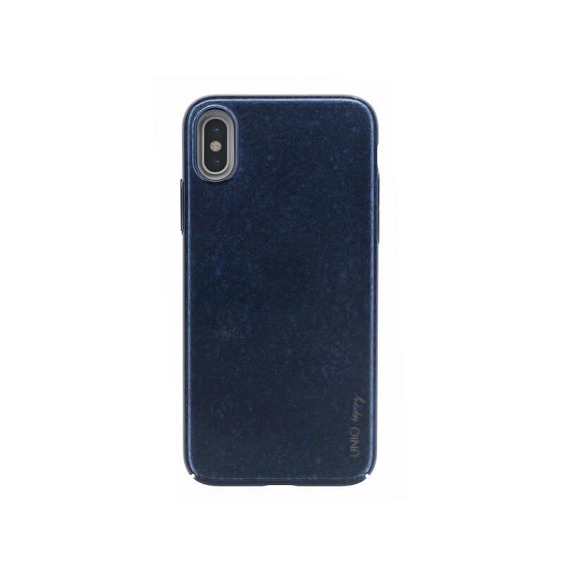iPhone XS/iPhone X シェル型ケース/グリッター/Topaz/Sapphire(Blue)