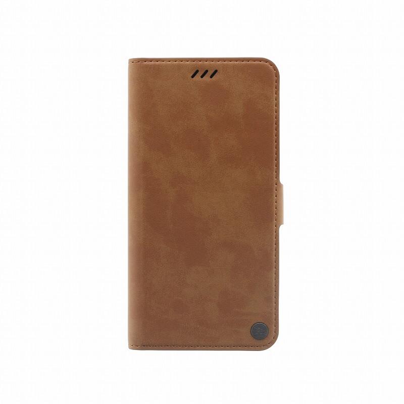 iPhone XS/iPhone X 手帳型ケース/PUレザー/Journa Heritage/Fawn(Camel)