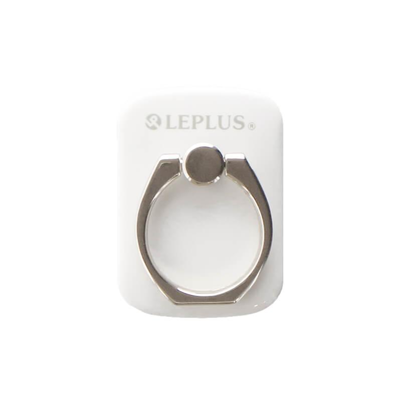スマートフォン(汎用) スマートフォンリング 「Grip Ring/PALLET」 ホワイト