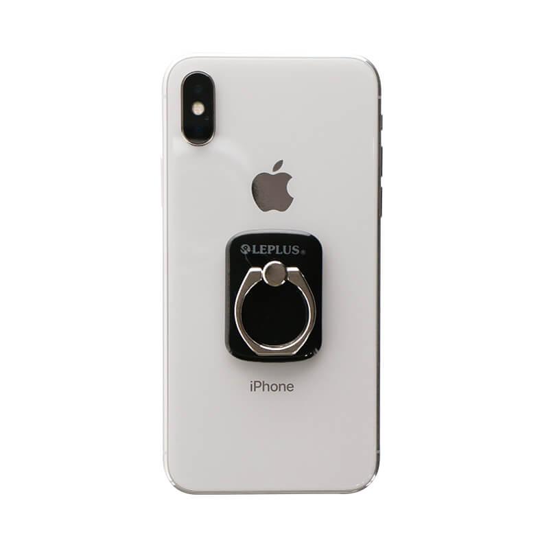スマートフォン(汎用) スマートフォンリング 「Grip Ring/PALLET」 ブラック