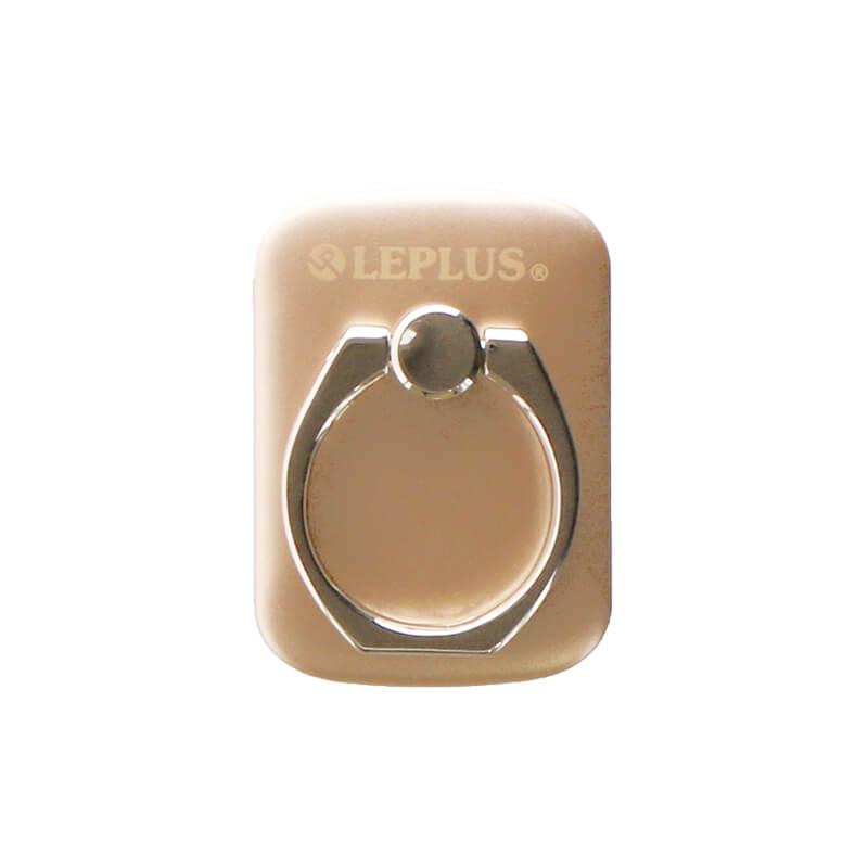 スマートフォン(汎用) スマートフォンリング 「Grip Ring/PALLET」 メタルゴールド