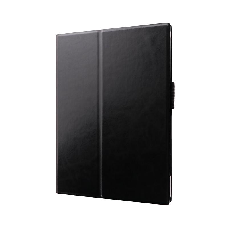 iPad Pro 2020 (11inch) 薄型PUレザーフラップケース「PRIME」 ブラック