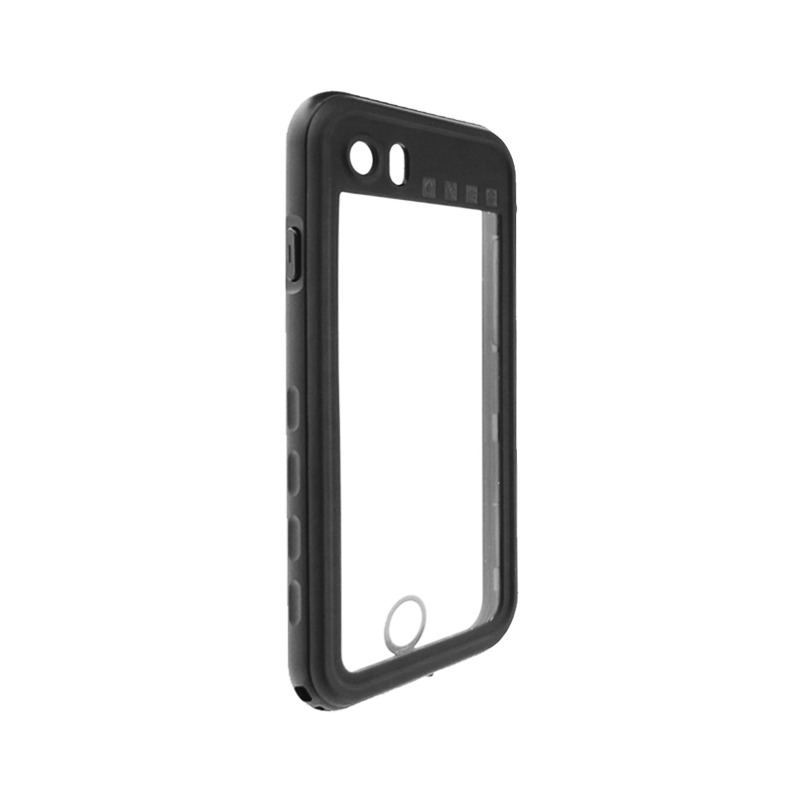 iPhone 8/7 防水・防塵・耐衝撃ケース「SLIM DIVER(スリムダイバー)」 ブラック