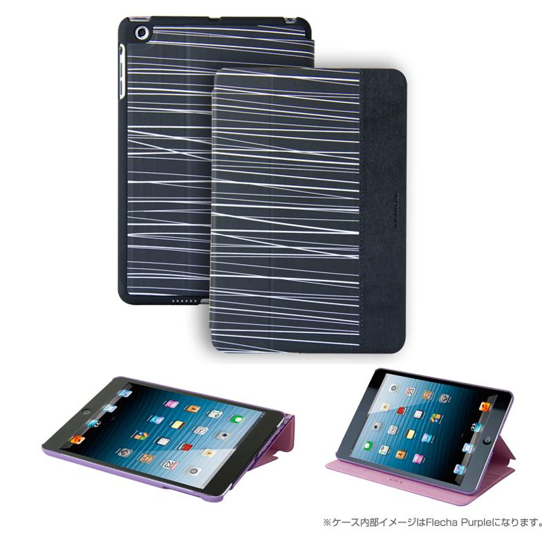 Viva Sabioコレクション iLusion[イリュージョン] Rayar Black for iPad mini Retina