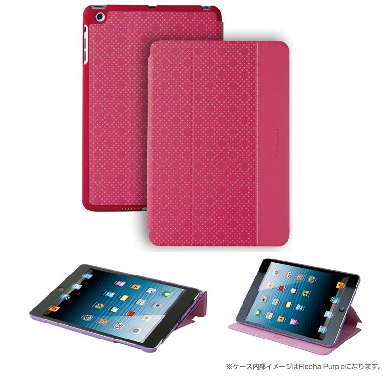 Viva Sabioコレクション iLusion[イリュージョン] Diamante Pink for iPad mini Retina