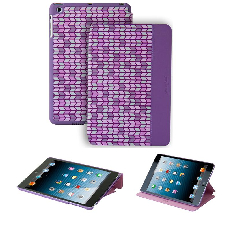 Viva Sabioコレクション iLusion[イリュージョン] Flecha Purple for iPad mini Retina