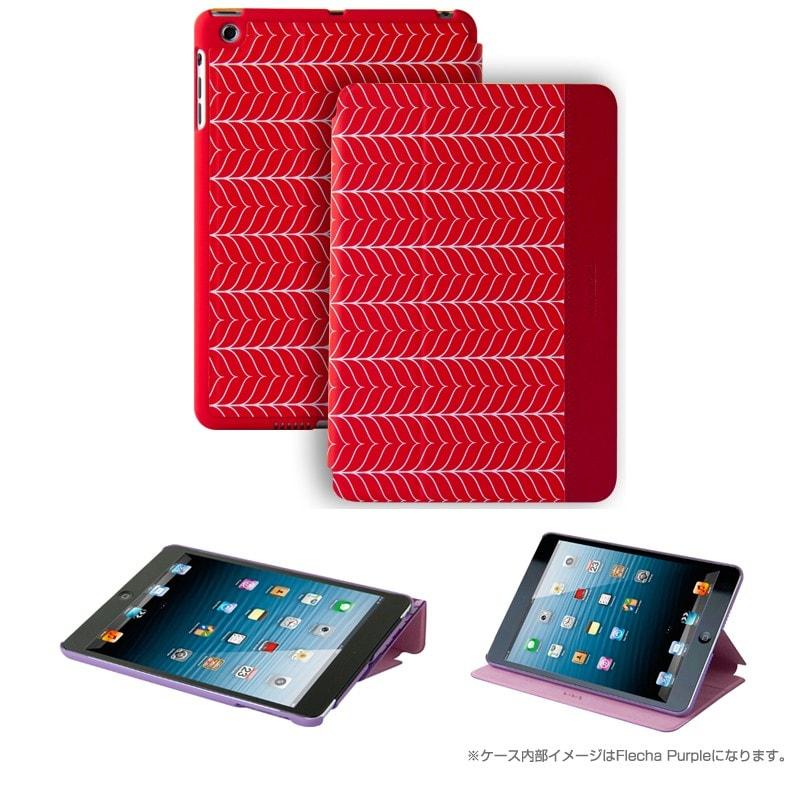 Viva Sabioコレクション iLusion[イリュージョン] Vuelo Red for iPad mini Retina