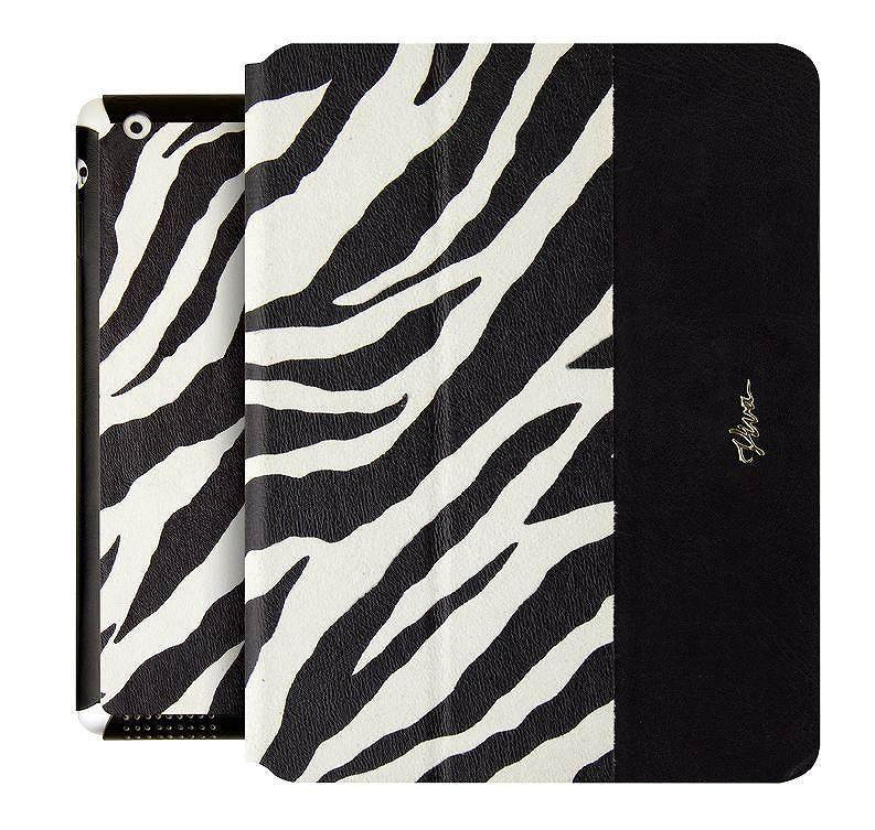 Viva Modaコレクション Ardiente[アテンデ] Cebra Snow White for iPad Air
