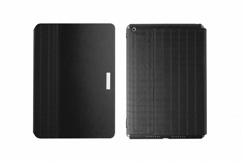 Viva Modaコレクション Hermoso[ヘモソ] Ebony Black for iPad Air