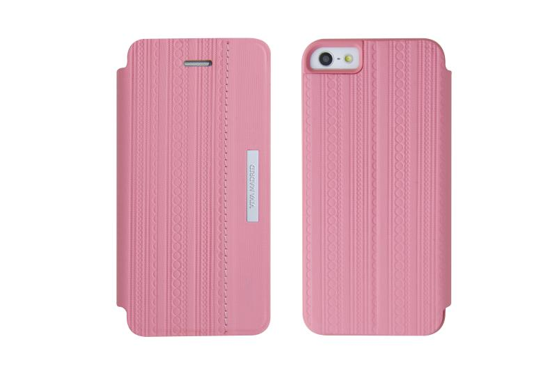 Viva Sabioコレクション Clase Femme[クラース ファム] Laced Champagne for iPhone 5S