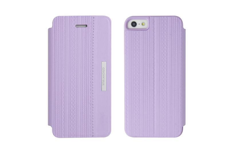 Viva Sabioコレクション Clase Femme[クラース ファム] Laced Lavender for iPhone 5S