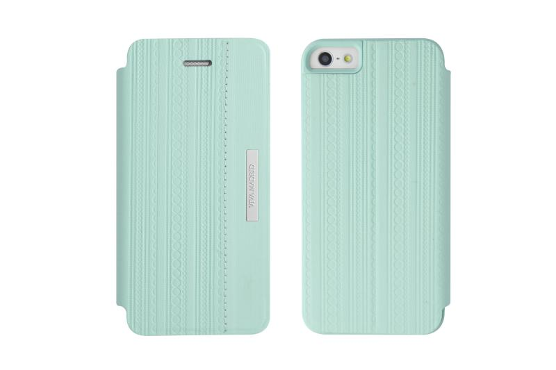 Viva Sabioコレクション Clase Femme[クラース ファム] Laced Mint for iPhone 5S