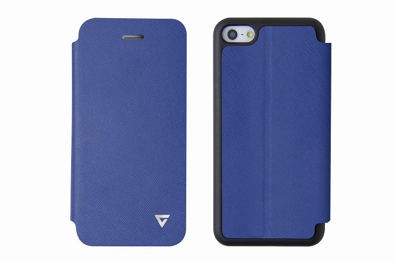 Viva Sabioコレクション Flex Hexe[ヘス]  Blue for iPhone 5S