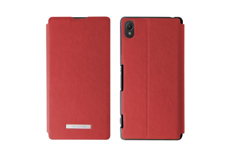 Viva Sabioコレクション Hexe[ヘス] Red for Xperia Z2 SO-03F