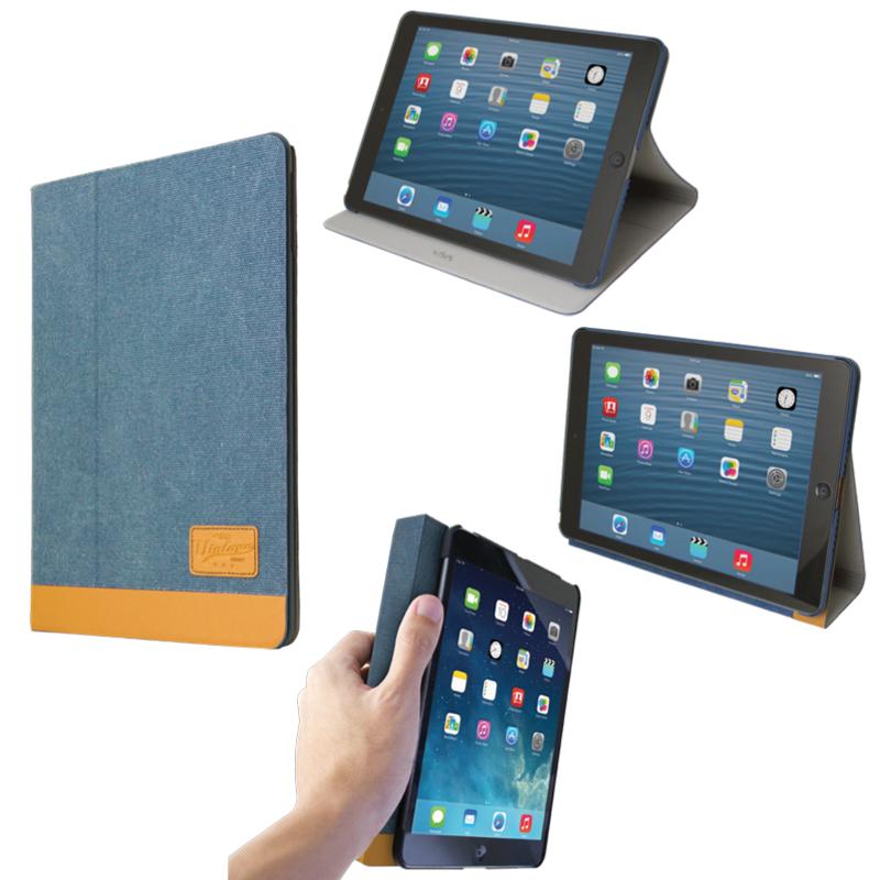 Viva Sabioコレクション Vaquera[バキラ]  Blue for iPad Air