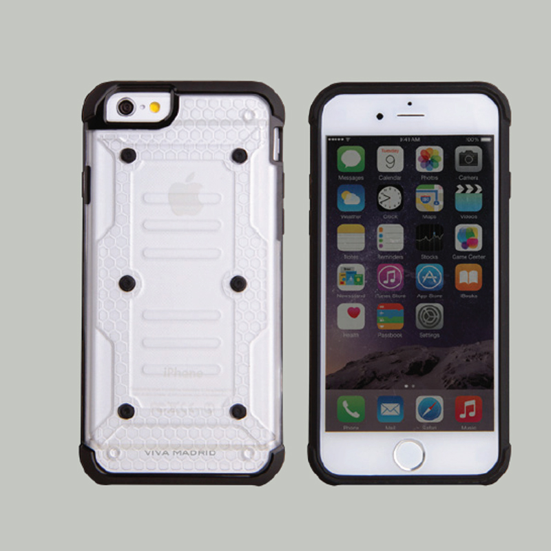 【VIVA MADRID】iPhone6/iPhone6S/AirArmor Collection/Clarity