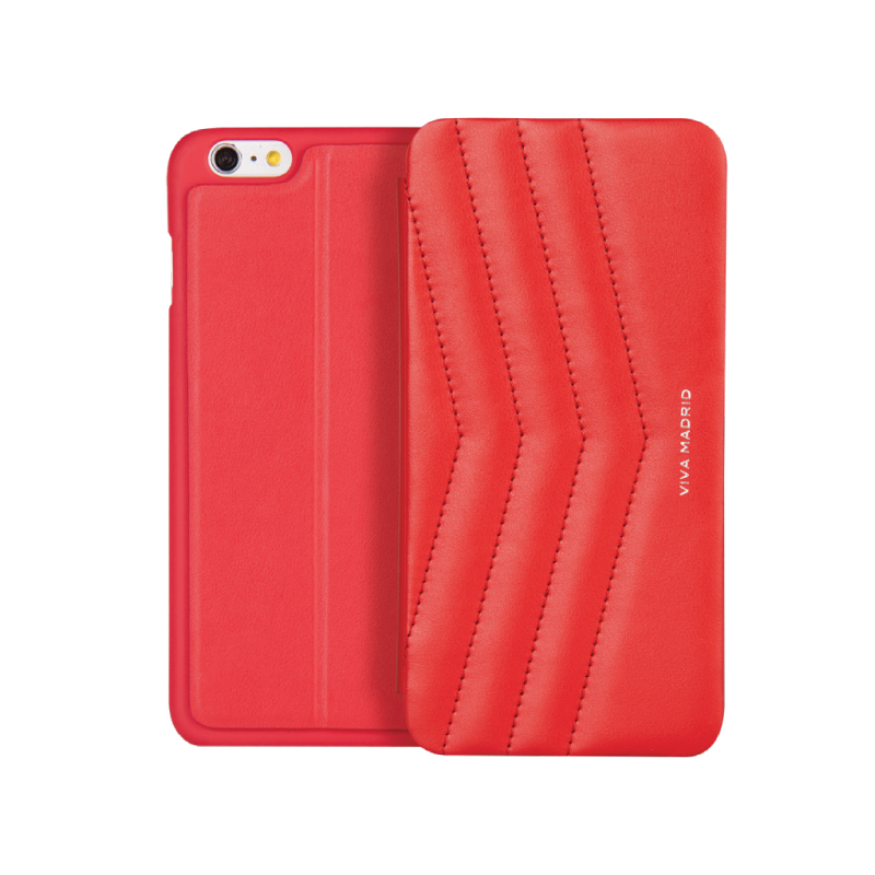 【VIVAMADRID】iPhone 6S Plus/Colcha(コルチャ)/Colcha Ardor Scarlet