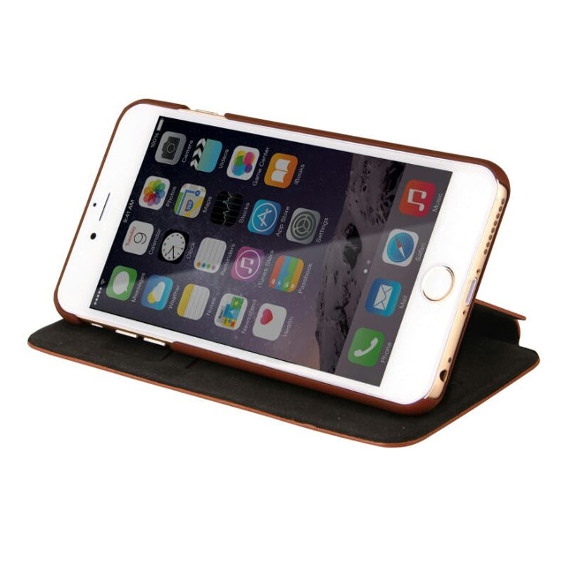【VIVAMADRID】iPhone 6S Plus/Serio(セリオ)/Senor Mocha
