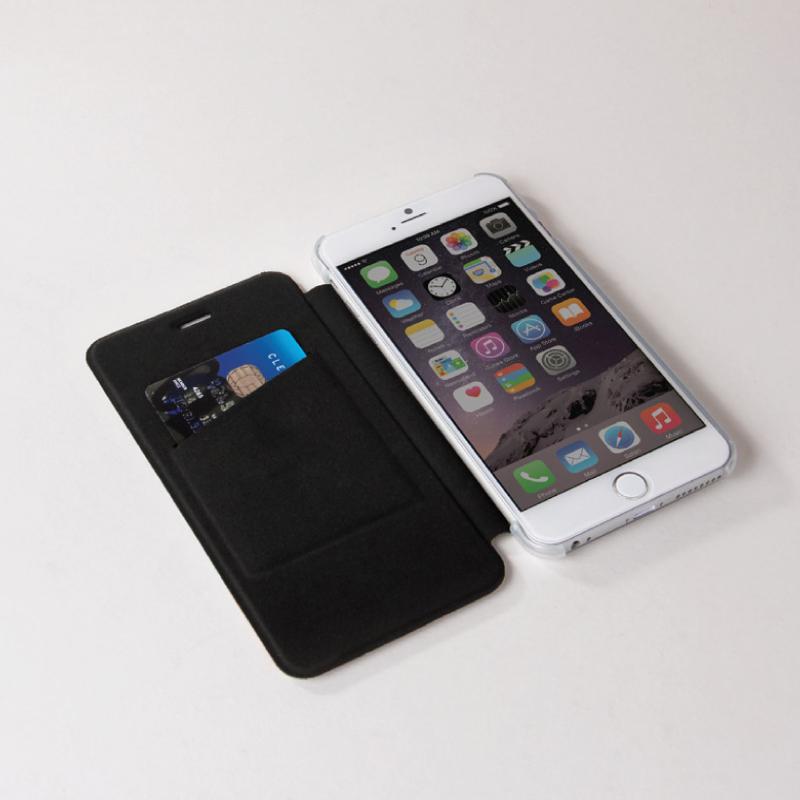 【VIVA MADRID】iPhone 6S/手帳型ケース/Colegio Collection/Colegio Esquire Coal