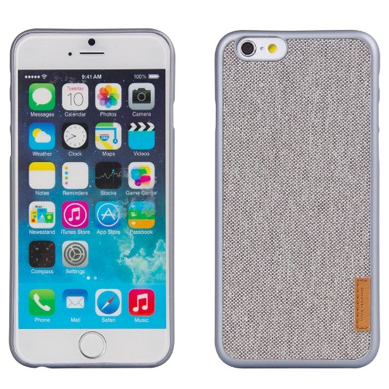 【VIVA MADRID】iPhone 6S/シェル型ケース/Colegio Collection/Colegio Dapper Ash
