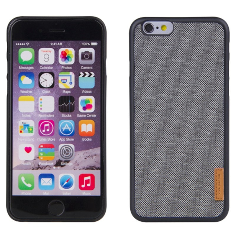 【VIVA MADRID】iPhone 6S/シェル型ケース/Colegio Collection/Colegio Esquire Coal