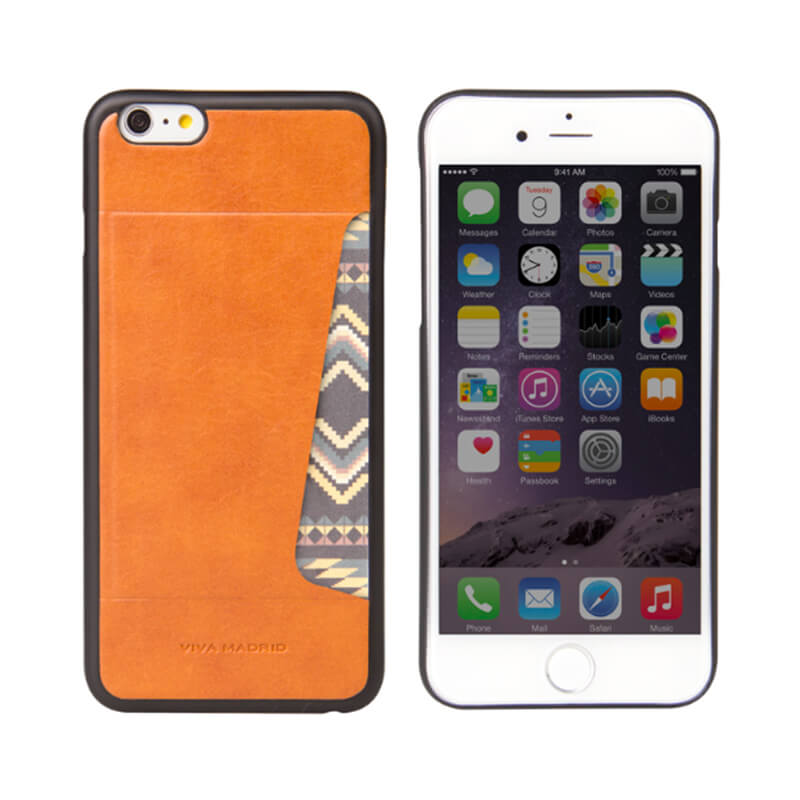 iPhone 6/6S/シェル型ケース/カード収納/MOD Collection/Otono Brun