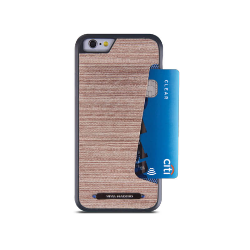 iPhone7/シェル型ケース/Atleta/Polo(ブラウン)