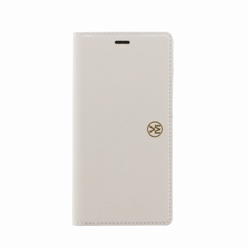 iPhone X/手帳型ケース/薄型PU/Ramito Collection/Brunia(Beige)