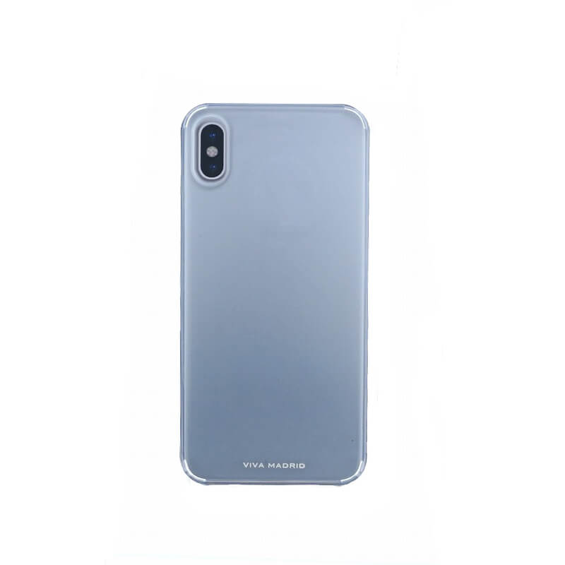 iPhone XS/iPhone X シェル型ケース/耐衝撃/Escudo Collection/Clear