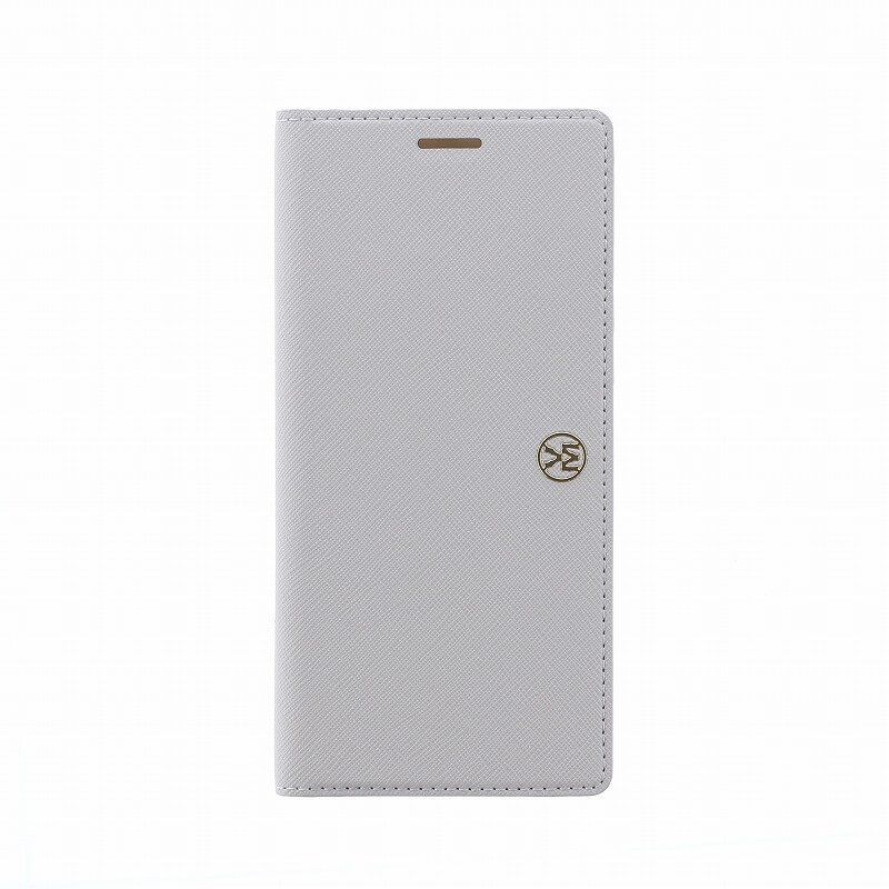 Galaxy Note8 SC-01K/SCV37/手帳型ケース/薄型PU/Ramito Collection/Brunia(Beige)