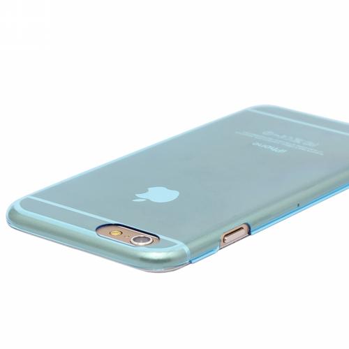 iPhone 6_6S [ZERO HARD] 超極薄0.5mm ハードケース ブラウン